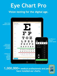 Visual Acuity Snellen Eye Chart Eye Chart Pro Test Vision And Visual Acuity Better With