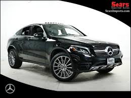 Price details, trims, and specs overview, interior features, exterior design, mpg and mileage capacity, dimensions. Used 2019 Mercedes Benz Glc Coupe For Sale In Minneapolis Mn Roadster