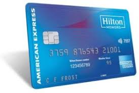 Four New Amex Hilton Credit Cards Including One With Diamond Status
