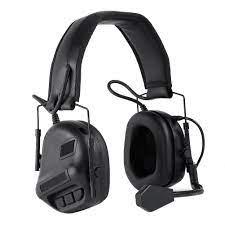 Askeri Airsoft çekim kulaklık kulaklık mikrofon taktik kulaklık kullanımı  PTT kulaklık çekim avcılık aksesuarları|Tactical Headsets & Accessories