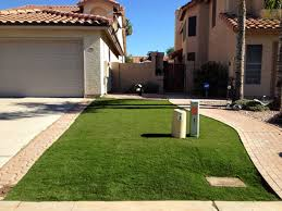 synthetic grass desert edge california