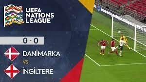 Danimarka 0-0 İngiltere | UEFA Nations League Maç Özeti - Lig A - YouTube