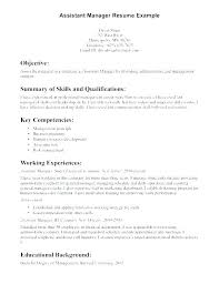Resume Examples For Retail Stunning Retail Manager Resume Examples And Samples Sample Of Office R