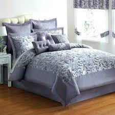 purple king size duvet cover queen size comforter purple king sets elegant silver jacquard dark down