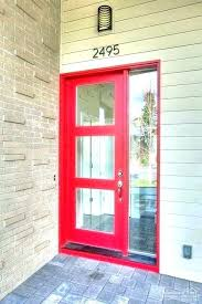 stained glass panels for front doors a wooden with panel replacement exterior