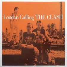 The <b>Clash</b> – <b>London Calling</b> Lyrics | Genius Lyrics