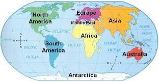 и экономико географическое положение Западной Европы Состав и экономико географическое положение Западной Европы