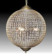 large sphere chandelier modern modern rain drop lighting crystal ball fixture pendant