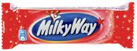 <b>Батончик шоколадный MILKY</b> WAY с суфле со вкусом ...