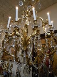 attractive antique crystal chandelier appraisal 1 ori 9025 410141374 1149541 s l1600 26