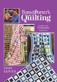 Quilt Tv Shows - Best Accessories Home 2017 & Love Of Quilting Tv Show 2400 Fons Porter The Adamdwight.com