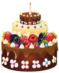 Download Birthday Cake Birthdays Png Image Clipart Png Free