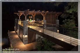 boat dock lighting fixtures designs