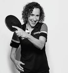 Margie Alley Plays Ping-Pong to Cope with Parkinson's Disease