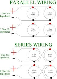 speaker wiring ohms speaker image wiring diagram dual 4 ohm speaker wiring diagram dual trailer wiring diagram on speaker wiring ohms