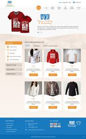 Print Web Design Bold Playful Screen Printing Web Design For Ace Screen