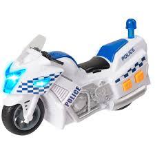 <b>Полицейский мотоцикл HTI</b> Teamsterz со светом и звуком ...
