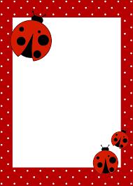 Ladybug Invitations Template Free Free Printable Ladybug Invitations Free Printable A To Z