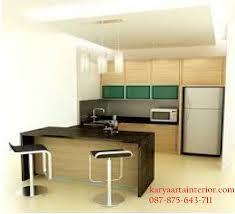 detail produk kitchen set mini bar murah
