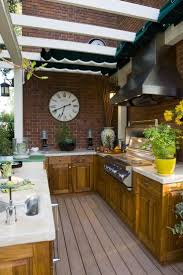 Best OUTDOOR KITCHENSPAVILIONS Images On Pinterest - Outdoor kitchen lighting ideas
