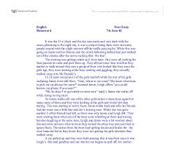 fear essay describe fear essay