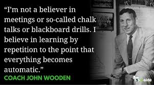 John Wooden Quotes Extraordinary 48 Priceless John Wooden Lessons For Sports Coaches 48aside
