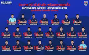 ทีมชาติไทย ประกาศชื่อ 23 คนพบอินโดนิเซีย คัดบอลโลก : PPTVHD36