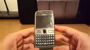 Nokia E72 - YouTube