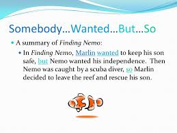 paraphrasing paraphrasing puts the information in your own words so a summary of finding nemo in finding nemo