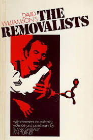 reading the removalists by david williamson