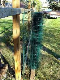 diy welded wire fence. Cheap Fence With Vinyl Coated Welded Wire Diy E