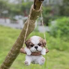 hanging shih tzu puppy shih tzu puppy