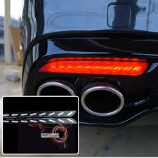 Kia Stinger Sequential Lights Kia Stinger Rear Bumper Reflector Led Replacement Kia