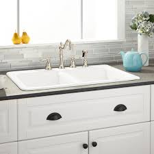Ideas Unique Cast Iron Sink For Your Kitchen And Bathroom Ideas