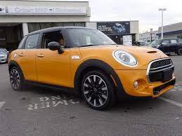 Mini Orange North Carolina Mitula Cars Mini Cooper 4 Door Mini Cooper Cooper Car