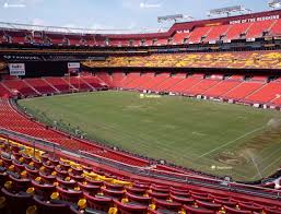 Fedex Field Section 337 Seat Views Seatgeek