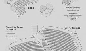 Segerstrom Center Seating Chart 5 Pdf Segerstrom Seating Chart Seat Chart Gallery U