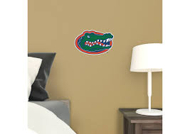 small florida gators logo teammate officially licensed removable wall decal decal
