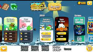 Angry Birds Seasons Hogs and Kisses All levels – Видео Dailymotion