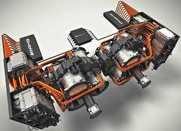 electric car motor. Vehicle Electric Car Motor