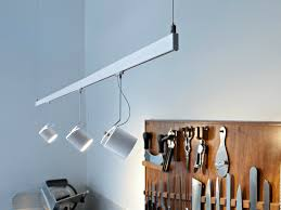 hanging track lighting fixtures. led aluminium tracklight lightlight pendant professional spotlights collection by flos design hanging track lighting fixtures d