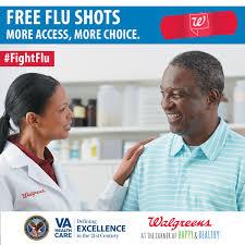 get your flu shot today oklahoma city va health care system return