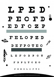 Snellen Chart Result Interpretation Download Free Eye Charts A4 Letter Size 6 Meter 3
