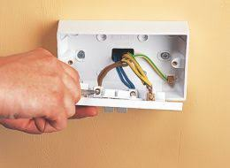 how to fit and replace electric sockets help ideas at b q step 3