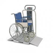 wheel chair scale. Scale-Tronix 6702 Wheelchair Scales By Welch-Allyn Wheel Chair Scale
