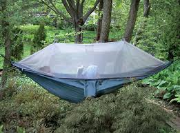 Hammock with Mosquito Netting