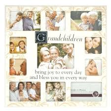 grandchildren frame gift from grandchild picture for by