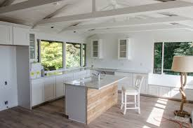 all white interior color vaulted ceiling kitchens cabinets pictures with open window ideas