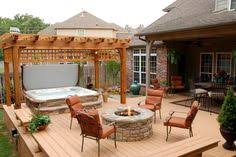 Cabana Spa Gazebo for Hot Tub it would fit in my backyard Ill