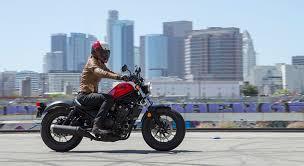 2017 honda rebel 500 review rider